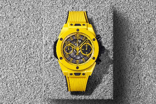 Hublot Launches Four New Versions of Its Iconic Big Bang Timepiece