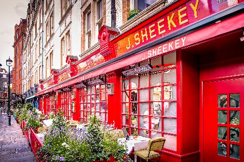 7 Iconic London Restaurants Share the Recipes for Their Most Famous Dishes