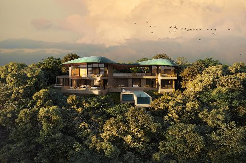 Live in a Luxury Treehouse in Costa Rica's Exclusive Peninsula Papagayo