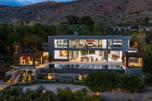$27.5 Million Malibu Mansion for Sale Was Dubbed the Best Custom Home