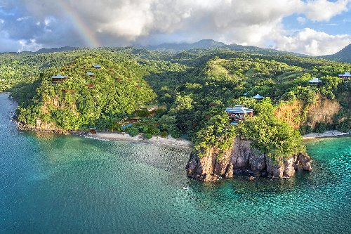 New Caribbean Luxury Treehouse Villas Come With a Coveted Second Passport