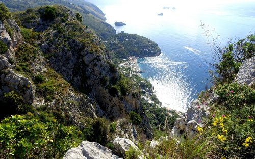 Wandern an der Amalfiküste: 6 Tage an der schönsten Küste Italiens
