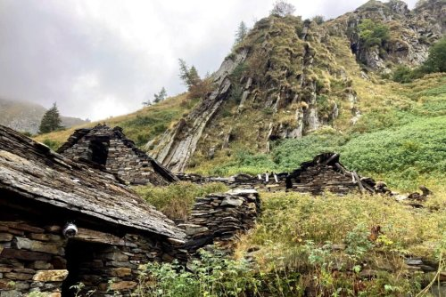 Wandern im Val Grande: 4 Tage im Wilden Westen der Alpen