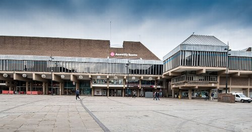 Councillors vote for the Assembly Rooms to be demolished