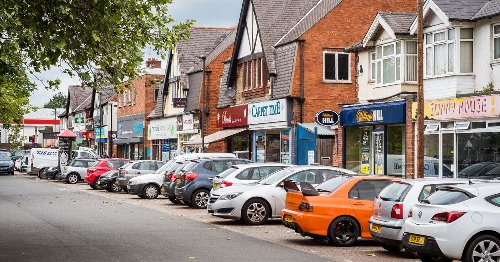Man charged after staff allegedly threatened at two Derby shops
