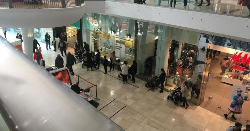 These are the jobs currently available at the Derbion shopping centre