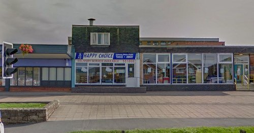 Three arrested on suspicion of immigration offences at takeaway