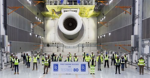 Rolls-Royce issues update as it tests new Pearl 700 engine