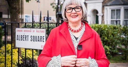 Derby actress begins role in EastEnders as straight-talking gran
