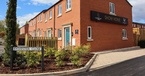 First look inside new show home at former DRI site