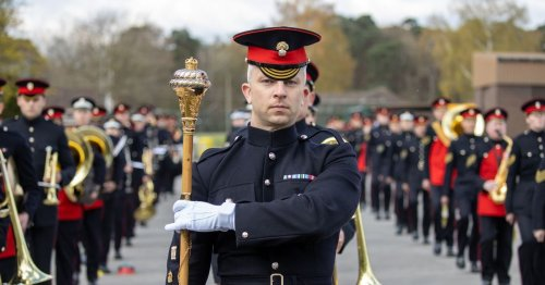 Derby soldier to lead Band of Grenadier Guards at Prince Philip's funeral
