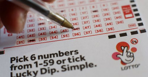 LOTTO RESULTS LIVE: winning National Lottery numbers for May 12, 2021