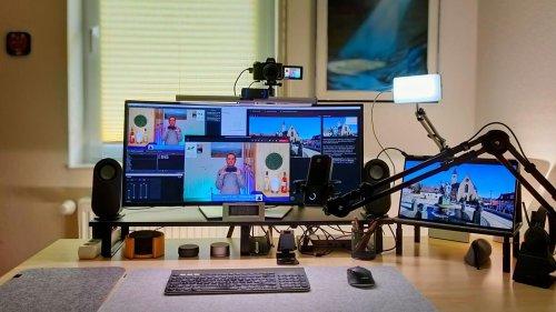 Virtuelle Weinwanderung mit OBS Studio und Microsoft Teams