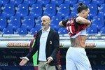 Milan gewinnt trotz roter Karte für Ibrahimovic in Parma