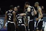 Clippers verkürzen in Playoff-Serie auf 1:2 gegen Utah