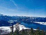 Oberösterreich: Eine Wanderung über dem Mondsee