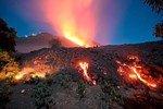 Vulkan Pacaya erneut ausgebrochen