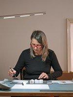 Insel mit Nischen: Zu Hause bei Filmszenen-Designerin Katharina Wöppermann