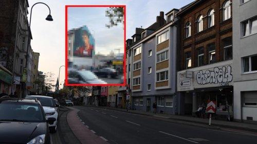 Köln: Junge Frau entdeckt Riesen-Gemälde an Hauswand – was steckt dahinter?