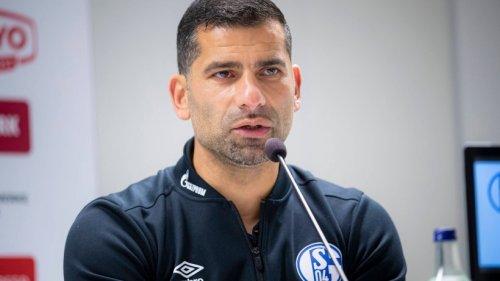 """FC Schalke 04: Grammozis wird nach Fan-Kritik deutlich – """"Ist nicht möglich"""""""