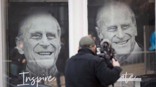 Prinz Philip: Am Morgen seiner Beerdigung – plötzlich passiert in Windsor DAS