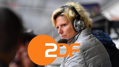 Sportstudio (ZDF): Nächste Hass-Welle gegen Claudia Neumann – plötzlich grätschen SIE dazwischen