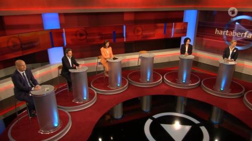 """Hart aber fair (ARD): Leerer Stuhl im Studio – """"Vielleicht braucht Christian Lindner ein neues Navi"""""""