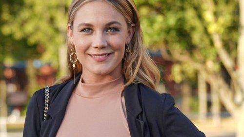 """""""Frühstücksfernsehen""""-Star Alina Merkau: Schwanger im Bikini – """"Faszinierend schön!"""""""