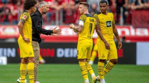 Borussia Dortmund gegen Union Berlin im Live-Ticker: BVB will gegen die Eisernen Siegesserie fortsetzen