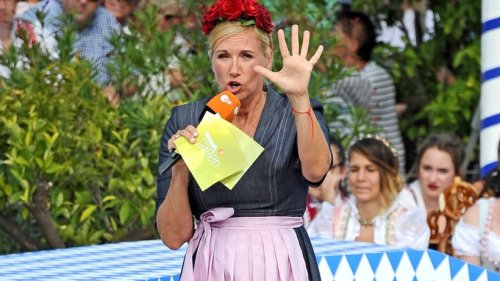 """""""Fernsehgarten""""-Star Andrea Kiewel macht Ankündigung: Sonntag ist es soweit – """"Das könnte interessant werden"""""""