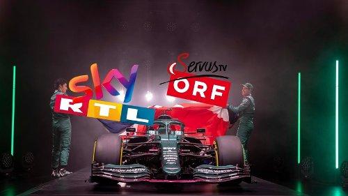 Formel 1 im TV und Livestream: Nach RTL-Aus – hier siehst du Vettel, Schumi & Co. jetzt live