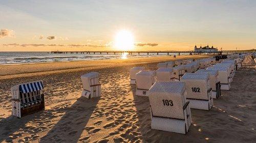 """Urlaub an der Ostsee: Frau zeigt Bild von der Insel – """"So traurig"""""""