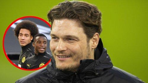 """BVB-Trainer Edin Terzic mit guten Neuigkeiten! """"Sehr zuversichtlich"""""""