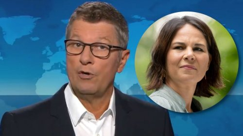 """Annalena Baerbock: Tagesthemen-Kommentar löst Sturm der Empörung aus – """"Stimmungsmache"""""""