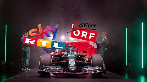 Formel 1 in TV und Livestream: Nach RTL-Aus – hier kannst du Vettel, Schumi & Co. jetzt live sehen