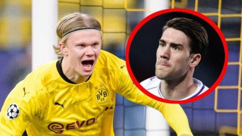 Borussia Dortmund: Gerücht wird heißer! Wird ER zum neuen Rekord-Transfer beim BVB?