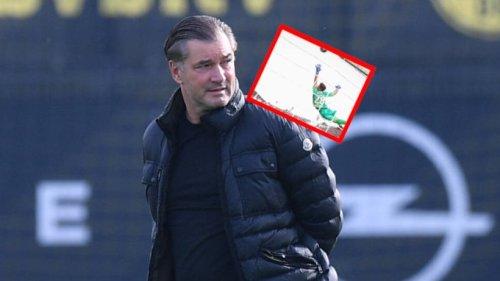 Borussia Dortmund: Bewerbung für den BVB? Bei diesem Traumtor schaut Zorc ganz genau hin