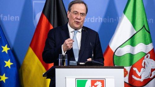 Armin Laschet: Paukenschlag! NRW bekommt neuen Ministerpräsidenten