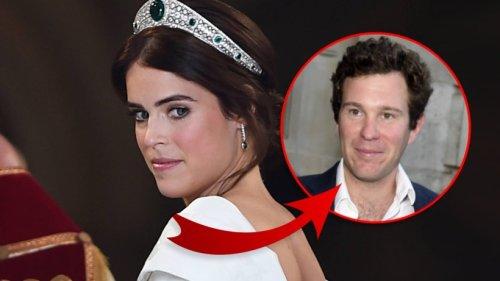 Royals: Prinzessin Eugenie sitzt mit Baby zu Hause – während ihr Mann Jack ausgerechnet HIER erwischt wird