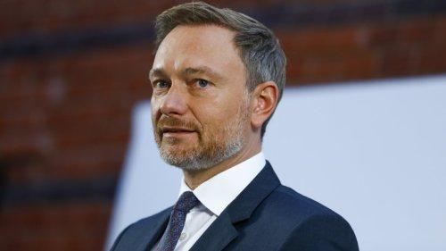 """Christian Lindner lässt Bombe platzen – Habeck reagiert deutlich: """"Es gab Streit"""""""