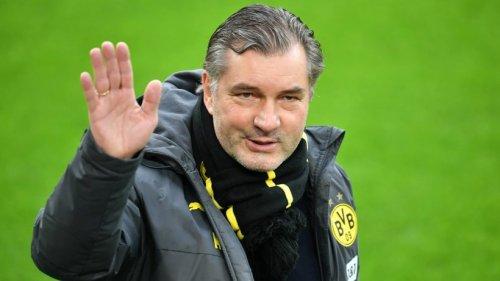 Borussia Dortmund: Ritterschlag von Michael Zorc – BVB-Juwel wird befördert