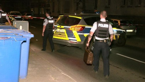 Essen: Polizei-Einsatz mitten in der Nacht – herrenloser Koffer vor Moschee sorgt für Aufregung