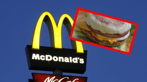 McDonald's: Mann bestellt McMuffin – als er DAS sieht, wird er fuchsteufelswild