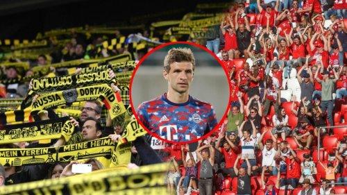 Borussia Dortmund: Was ist denn da los? Bayern-Star zeigt sich auf einmal in BVB-Farben