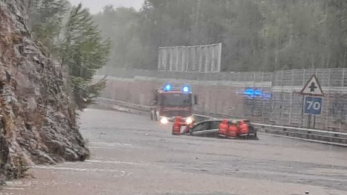 Urlaub auf Mallorca aktuell gefährlich: Unwetter-Chaos spitzt sich weiter zu – weiterhin Tornado-Gefahr