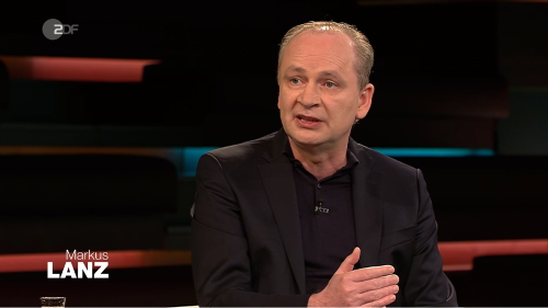 """""""Markus Lanz"""" (ZDF): """"Diese blöde Inzidenz, das hat doch keinen Wert"""" – Star-Autor platz bei Corona-Diskussion der Kragen"""