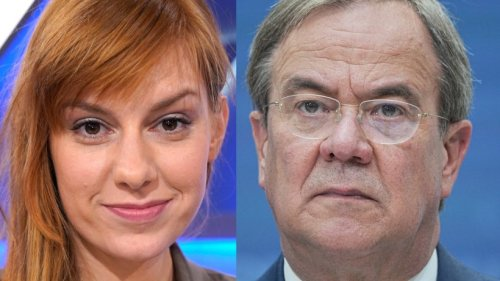 """Armin Laschet patzt Radio-Journalistin wegen kritischer Frage an: """"Das ist dämlich!"""""""