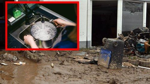 Hochwasser in NRW: Musst du dein Trinkwasser im Ruhrgebiet immer noch abkochen? – Reul verteidigt Katastrophenschutz