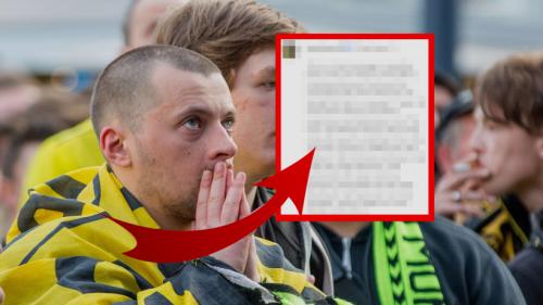 """Borussia Dortmund: Bei DIESEN Worten sind die BVB-Fans den Tränen nah – """"Ich könnte heulen"""""""