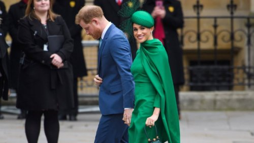 Meghan Markle: Altes Interview aufgetaucht – vor Heirat mit Harry verriet sie DAS